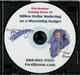 Million Dollar Marketing on a Shoestring Budget Digital Download